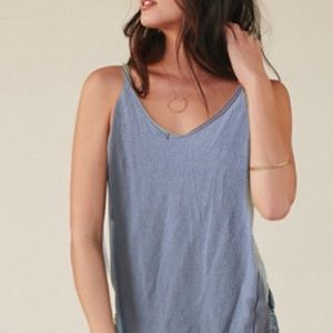 PacSun Me to We ribbed tank Small